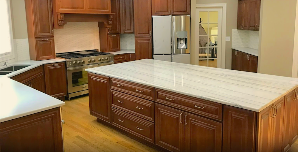 Residential Kitchen Countertops
