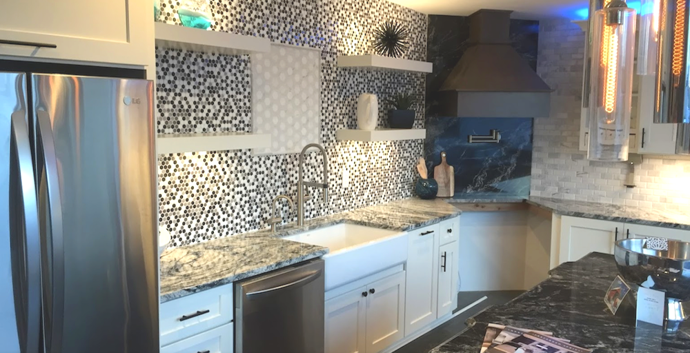 Residential Stone Countertops